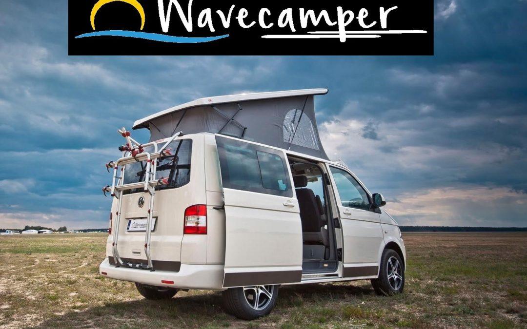 Nieuwe samenwerking met Wavecamper
