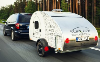 Kupler mini-caravan